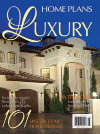 Luxury Home Plans Annual Magazine House Plans And More