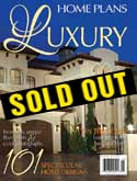 Luxury Home Plans magazine small