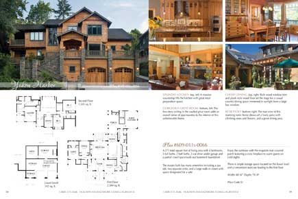 luxury home plans annual magazine - house plans and more
