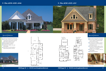 Home Plans For A Smaller Lot House Plans And More