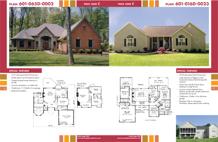 best-selling home plans - house plans and more
