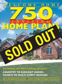 750 Home Plan Book