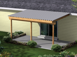patio cover plans | house plans and more - Patio Roof Design