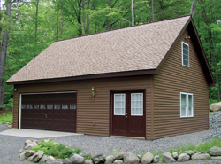 Garage Plans with Workshops or Lofts | House Plans and More