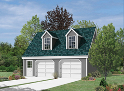 Garage Plans - Garage Apartment Designs   House Plans and More