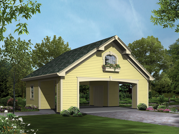 rear carport house plans