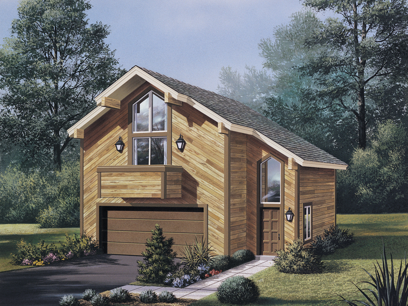 Building Plans Front of Home 009D-7500 | House Plans and More