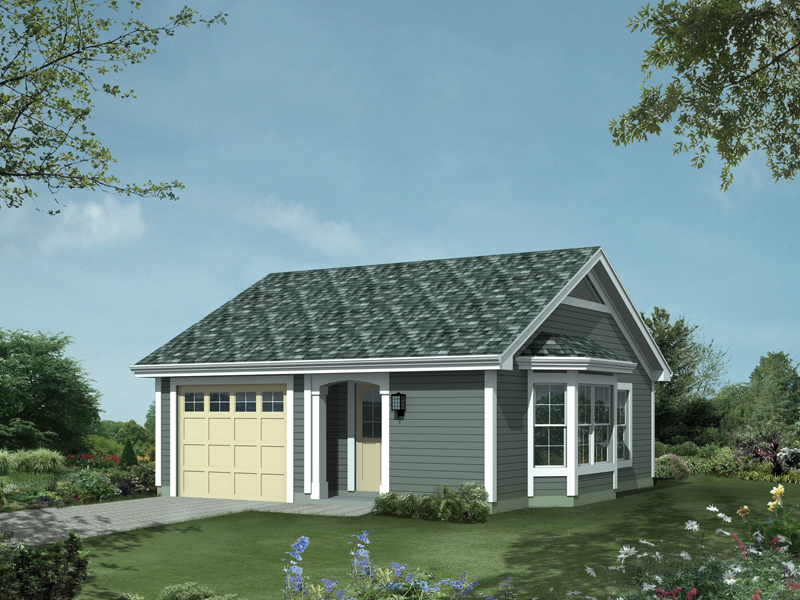 Building Plans Front of Home 009D-7532 | House Plans and More