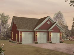 3 car garage plans house plans and more Triple car garage house plans