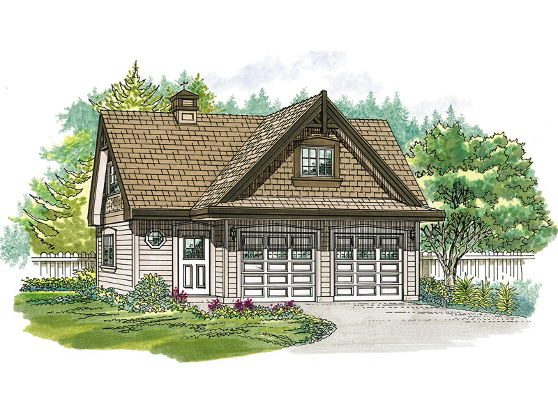 Building Plans Front of Home 063D-6002 | House Plans and More