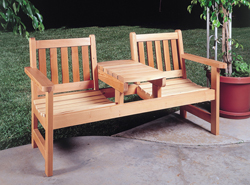 Outdoor Wood Furniture Plans Free