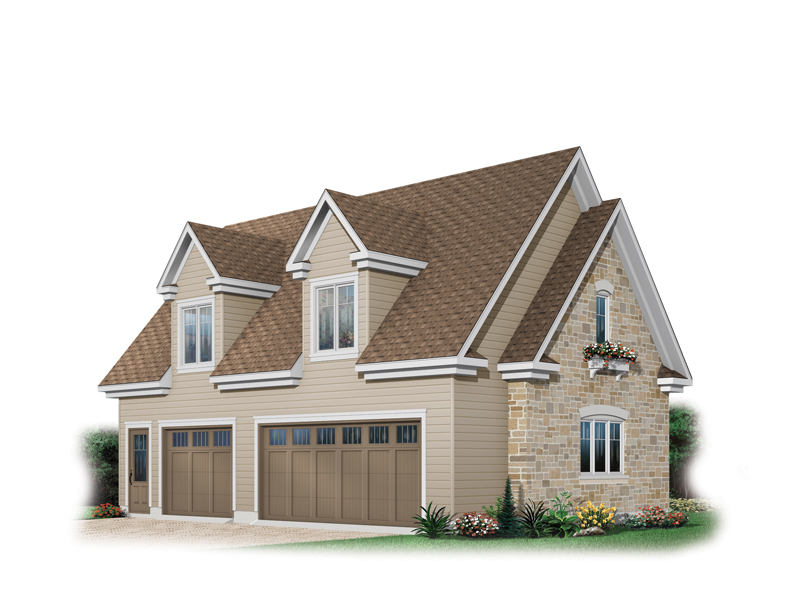 Building Plans Front of Home 113D-6029 | House Plans and More