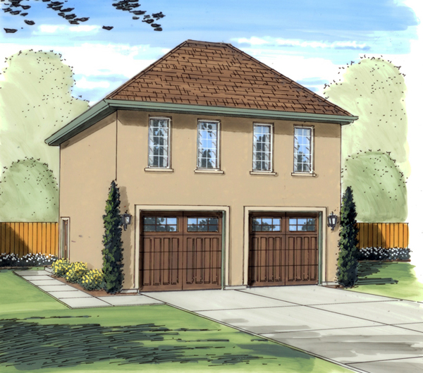House Plans And Design House Plans Two Story Garage