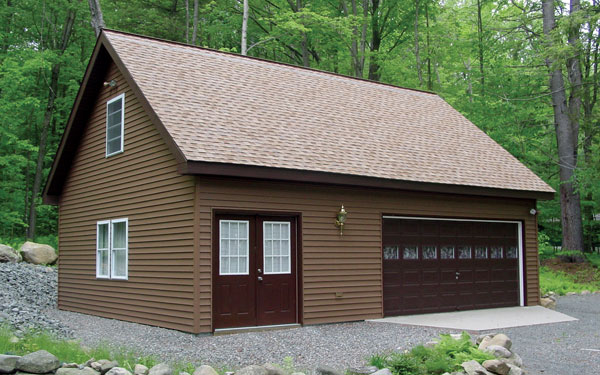 detached garage - Garage House Plans