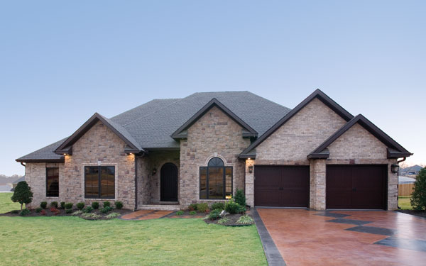 Ranch style homes house plans and more for Ranch style home builders