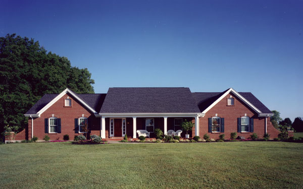 Ranch style homes house plans and more for Rancher style home designs