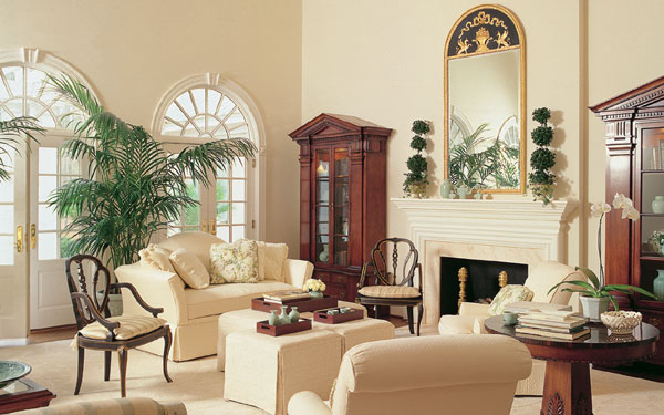 Mirrors In Home Decorating - House Plans and More