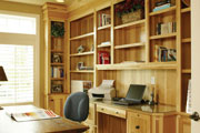 home office bookshelves thumbnail