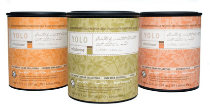 yolo colorhouse low-VOC paint