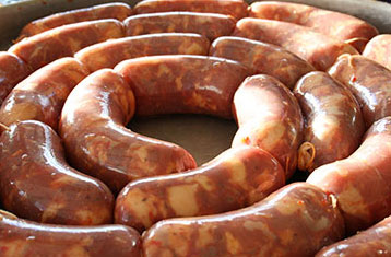 pork sausage links