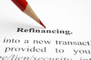 refinancing paper with pencil thumbnail