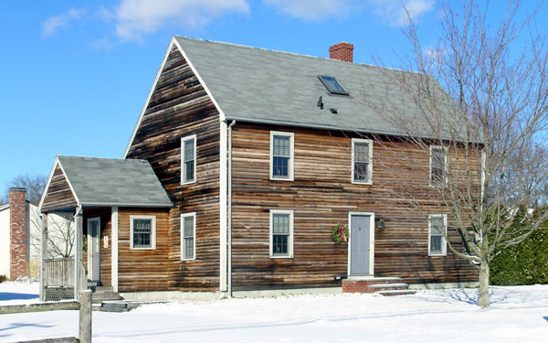 The History of Saltbox Homes House Plans and More