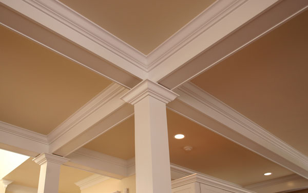 wood veneer trim and molding